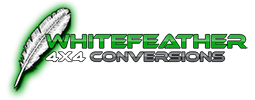 White Feather 4x4 Conversion