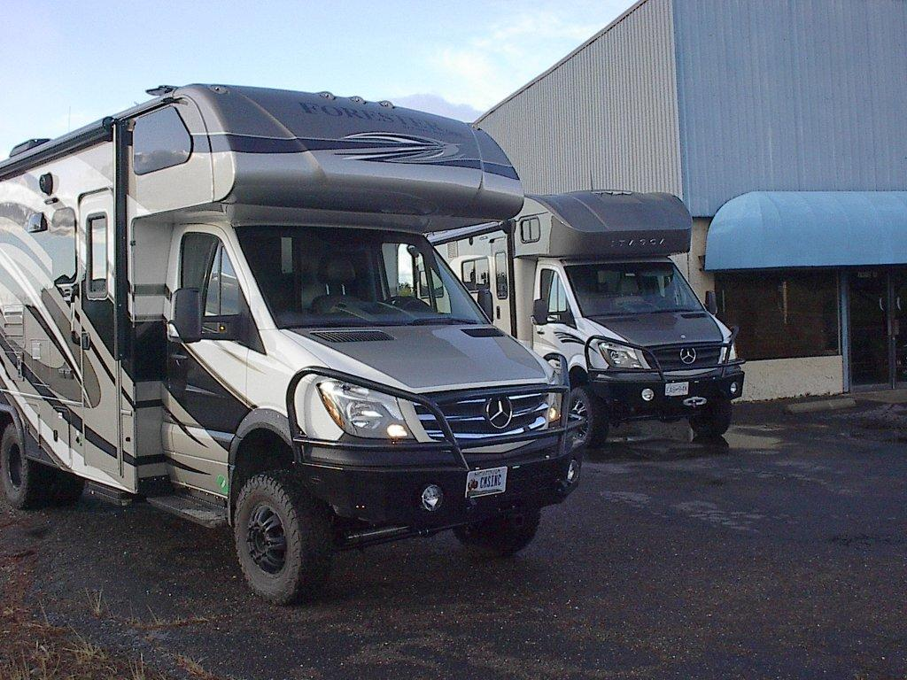 Gallery | Whitefeather 4×4 Van Conversions