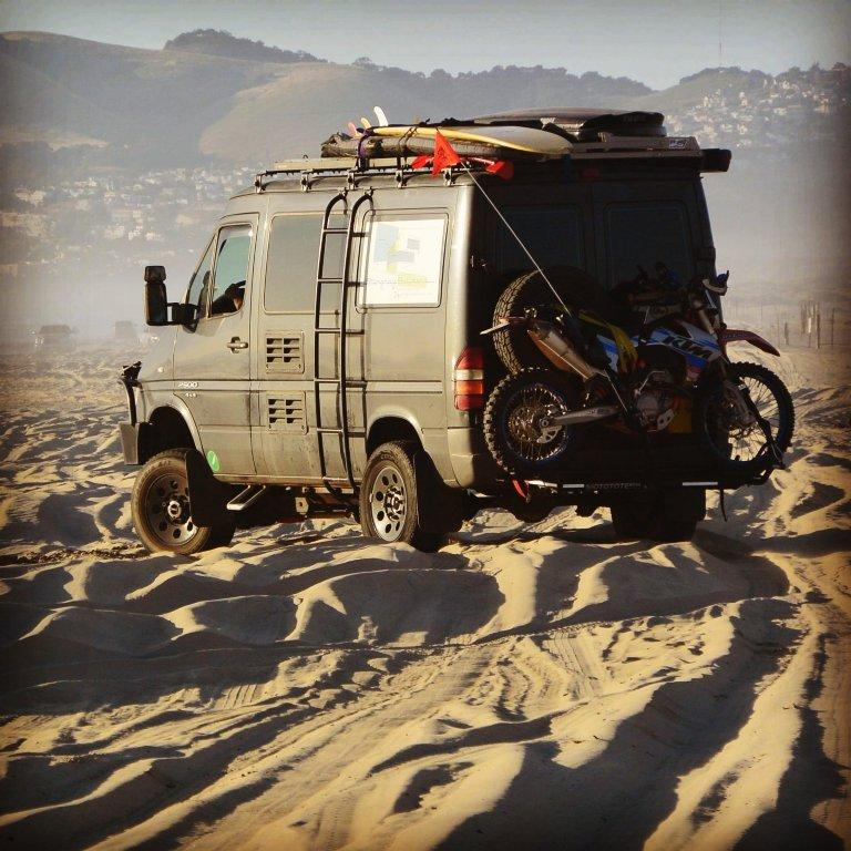 Red Bluff Dodge >> Gallery   Whitefeather 4×4 Van Conversions