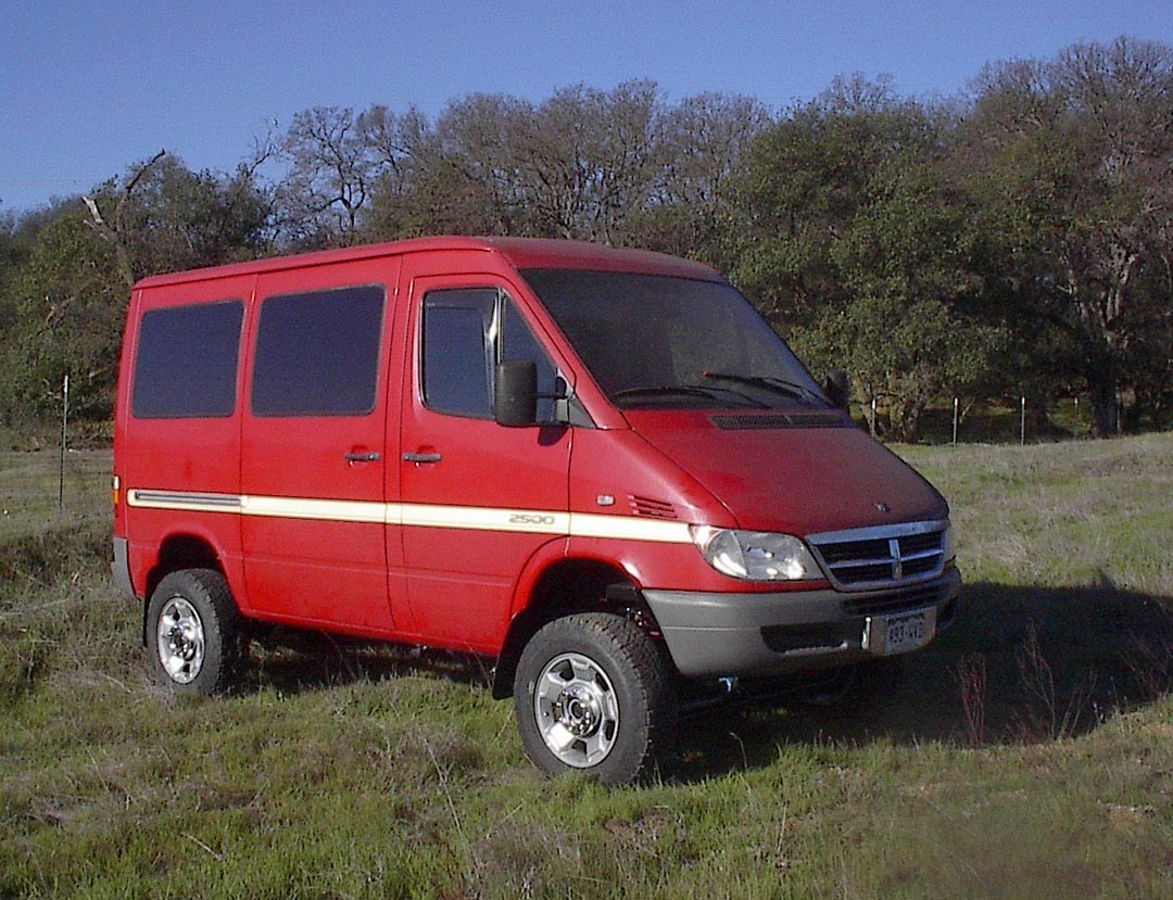 F-A-Q   Whitefeather 4×4 Van Conversions